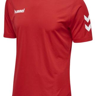 Hummel Razorbacks rød T-shirt